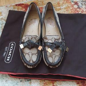 Coach Frida shoes size 7.5